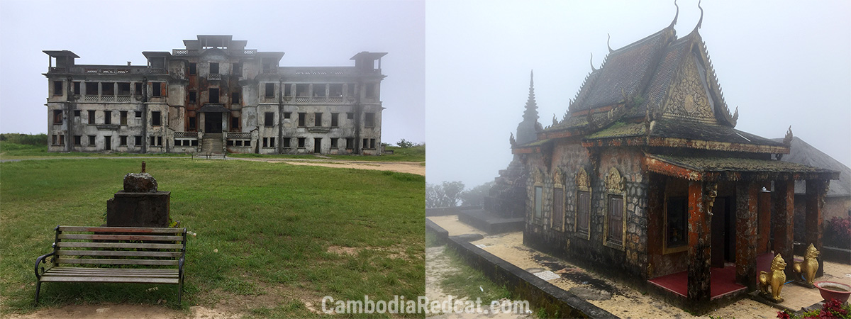 Bokor Hill Station et Temple