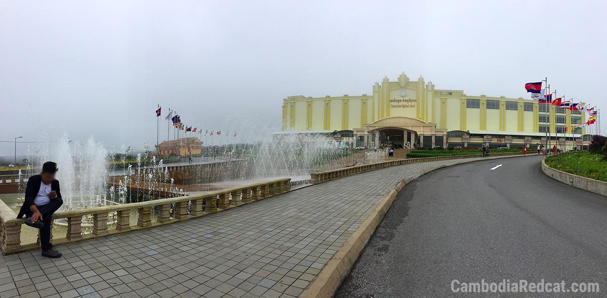 Bokor Mountain Casino