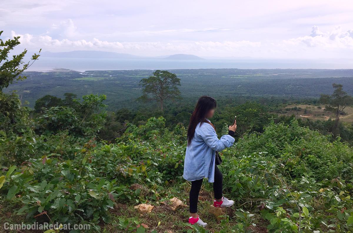 Bokor Mountain Viewpoint