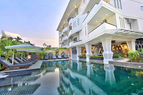 Hôtel pour filles à Siem Reap