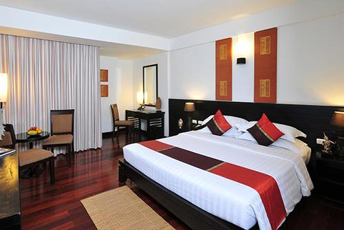 Bon hôtel à Siem Reap