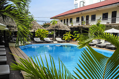 Good Hotel in Sihanoukville
