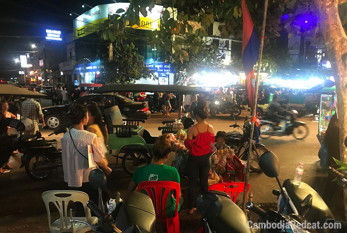 Happy Ending Massage in Siem Reap