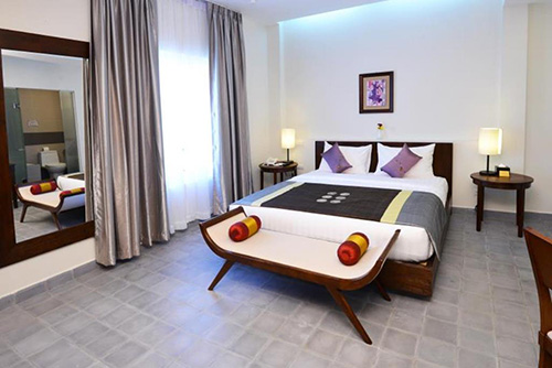 Hotel for Girls in Sihanoukville