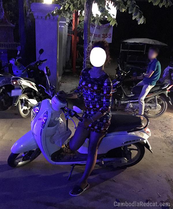 Kampot Ladyboy