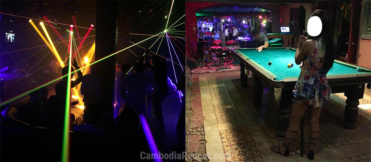 Kampot Night Clubs