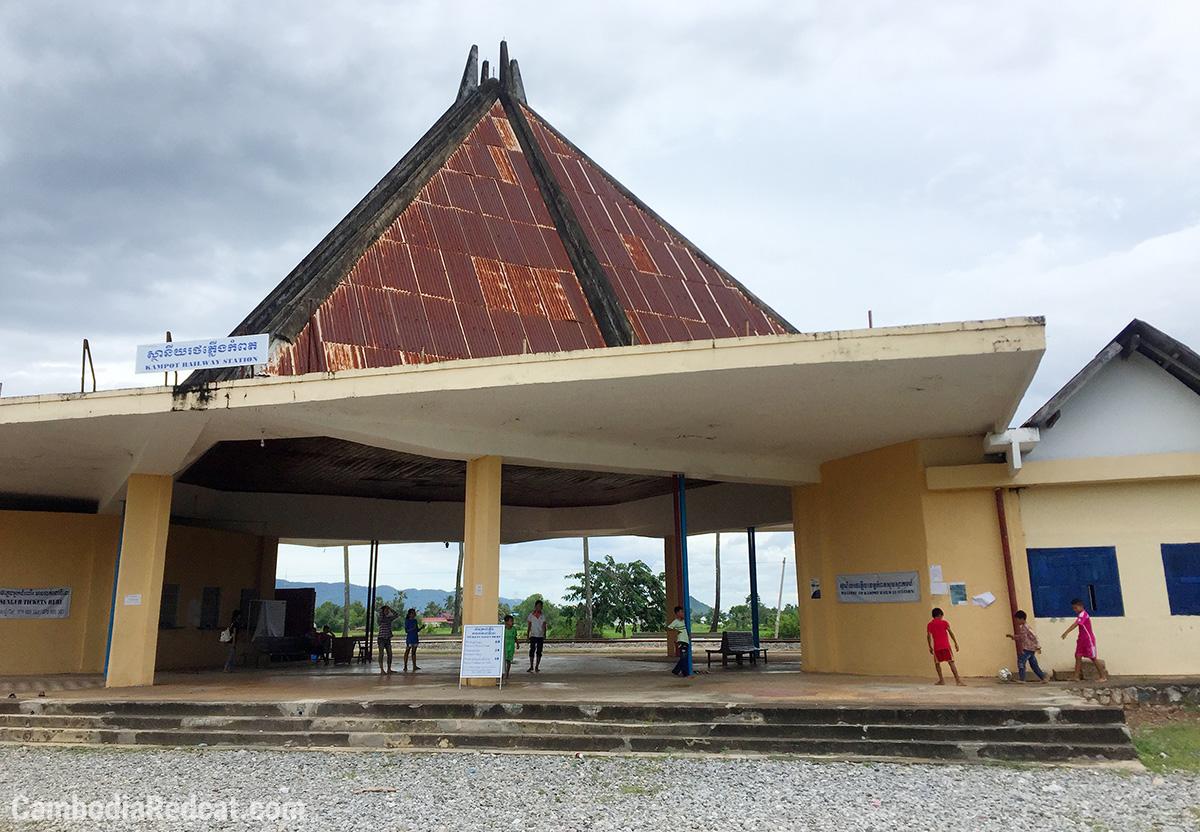 Gare de Kampot