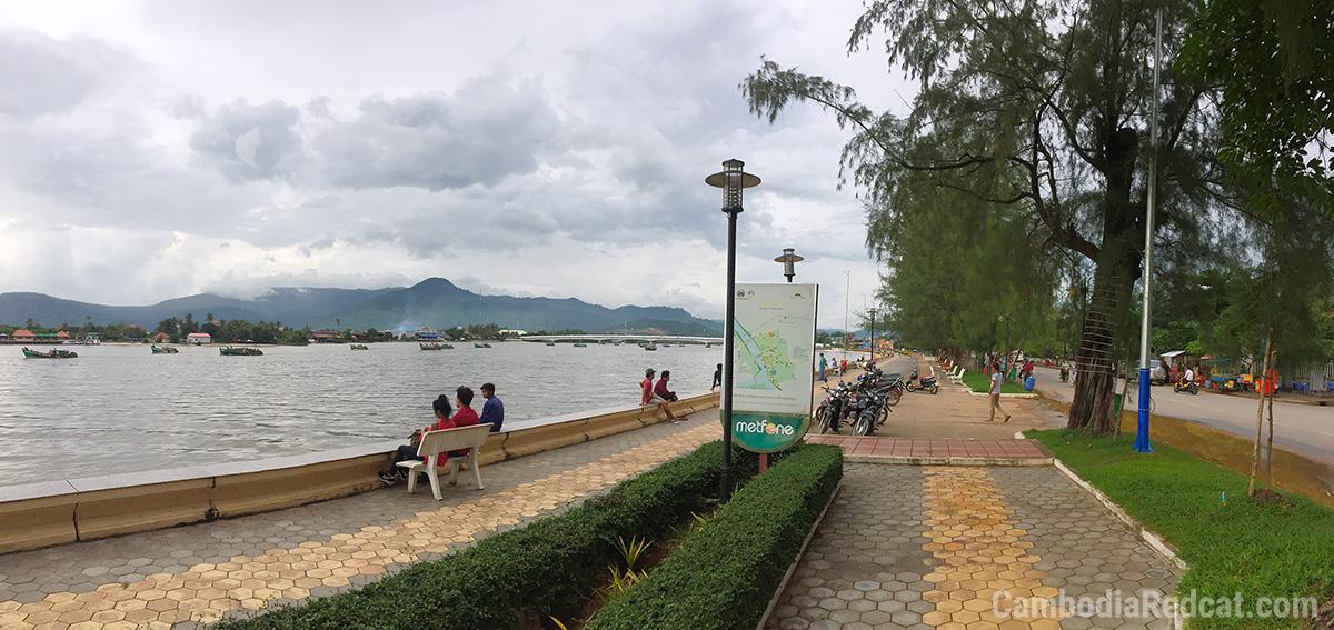 Kampot Riverfront