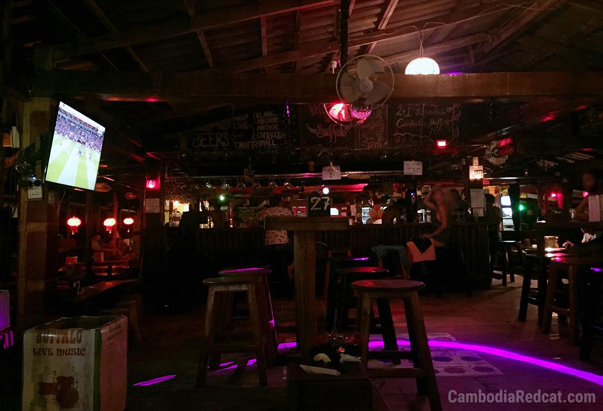 Koh Rong Bar