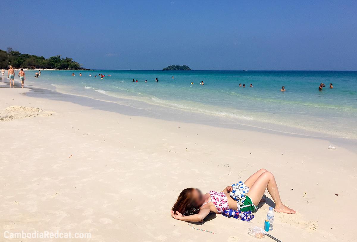Koh Rong Girl