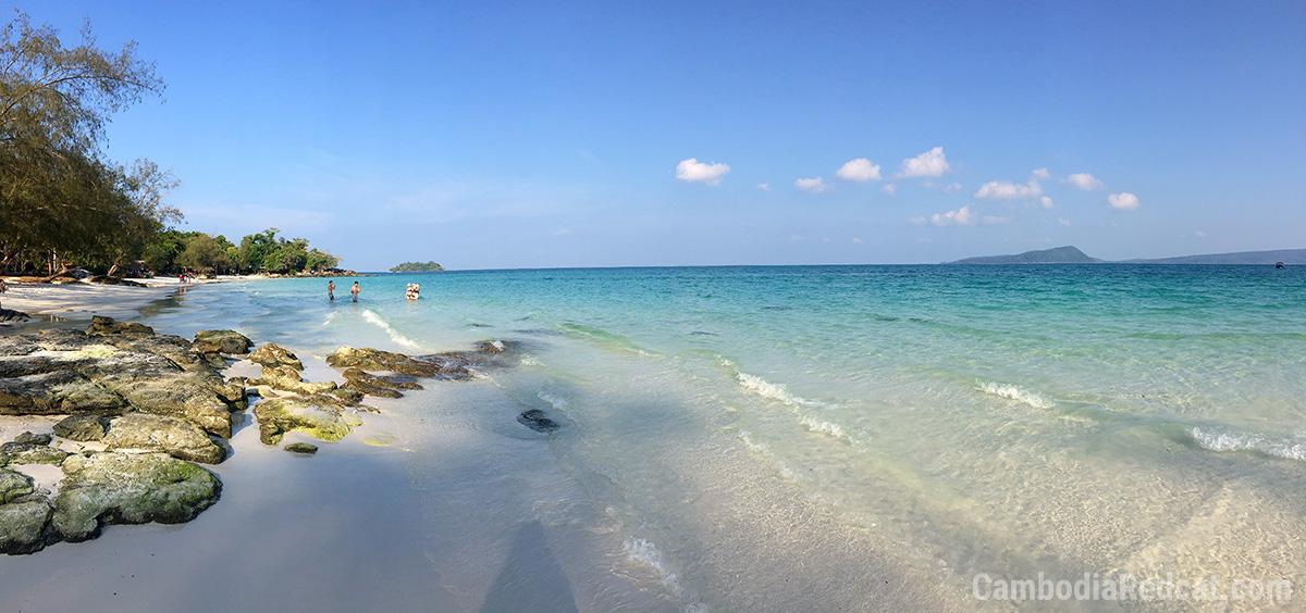 Koh Rong Tui Beach