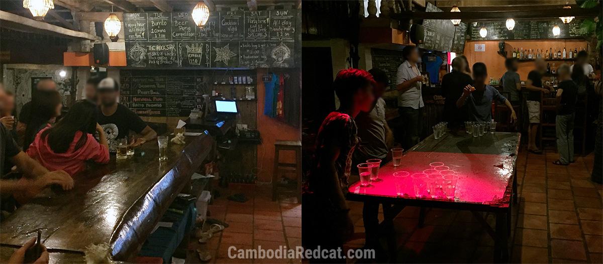 Naga Bar in Kampot