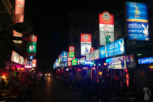 Phnom Penh Girly Bars