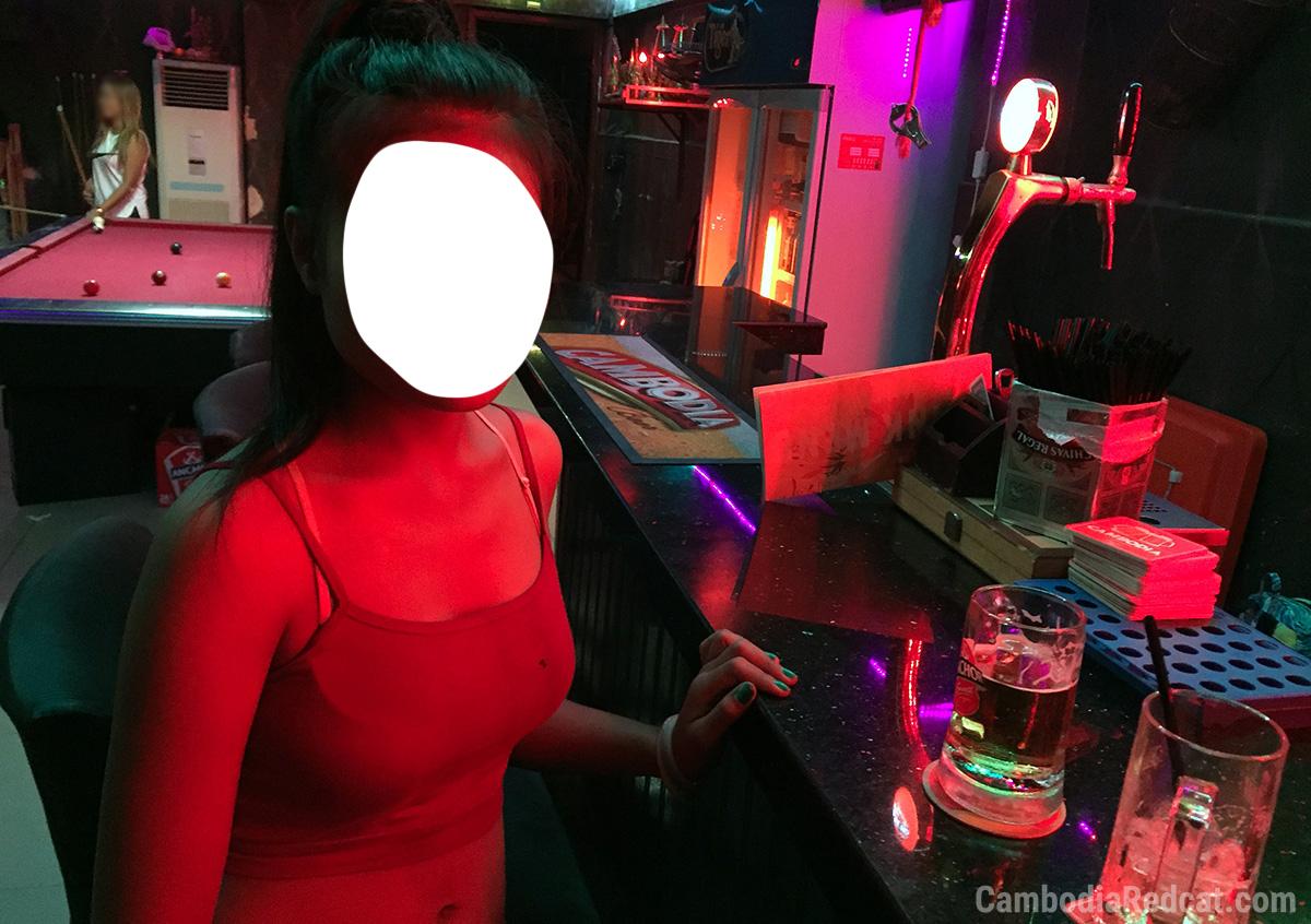 Phnom Penh Hostess Bar Girls