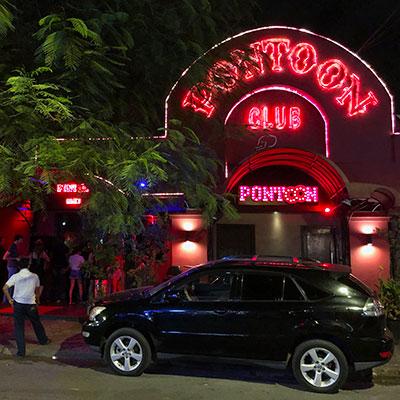 Boîte de Nuit à Phnom Penh