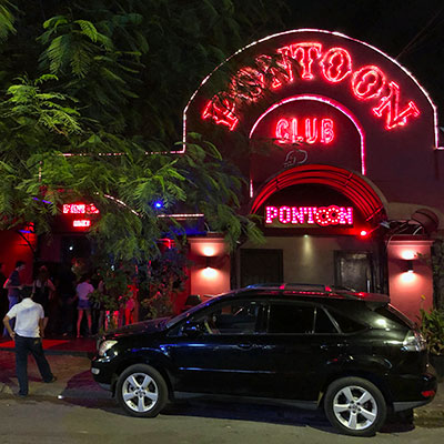 Phnom Penh Nightclub
