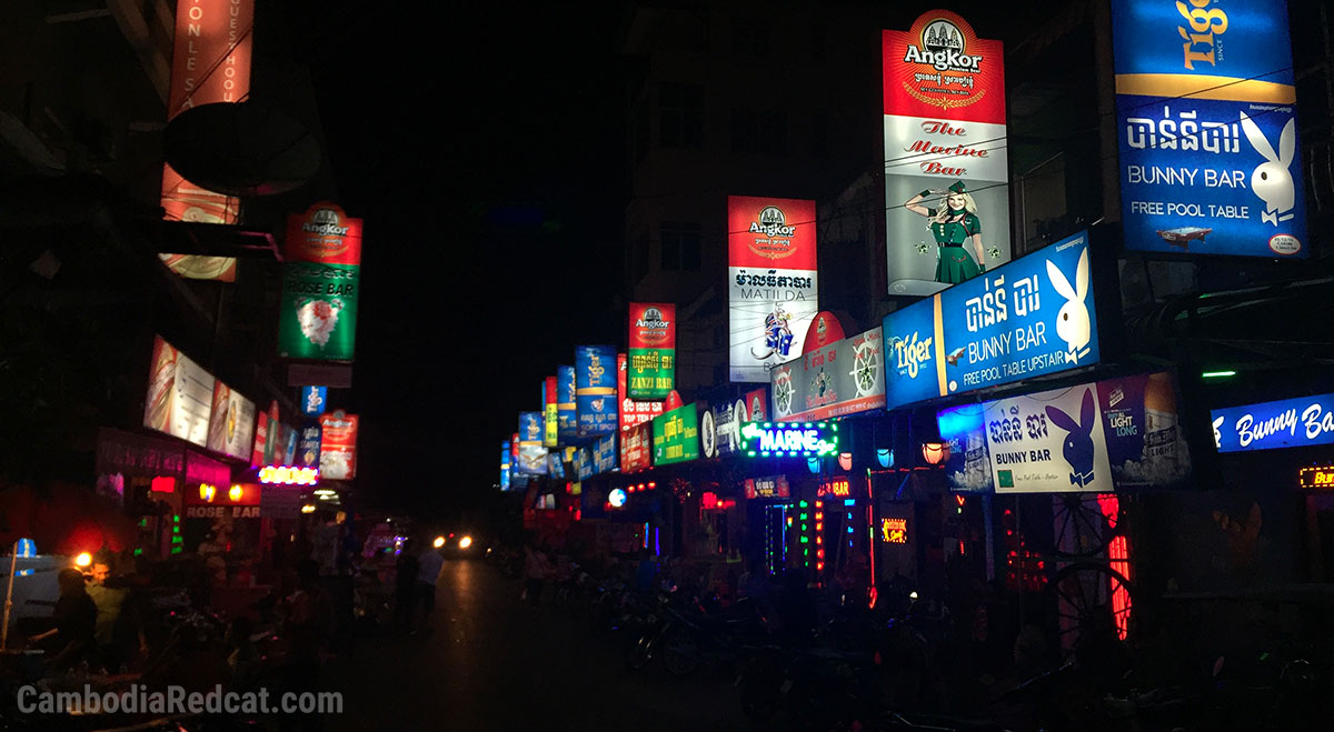 Phnom Penh Nightlife