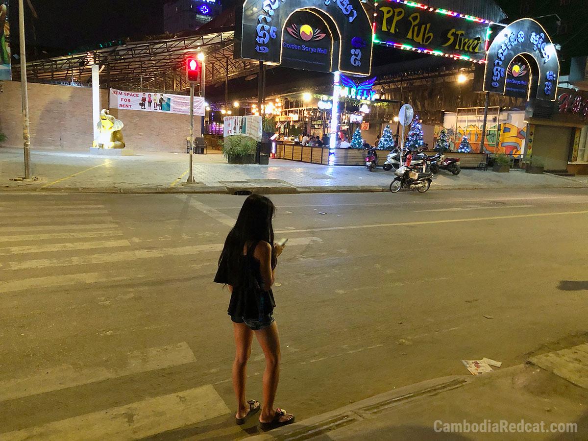 Phnom Penh Pub Street