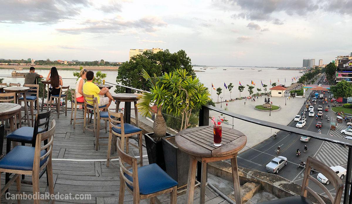 Phnom Penh Rooftop Bar