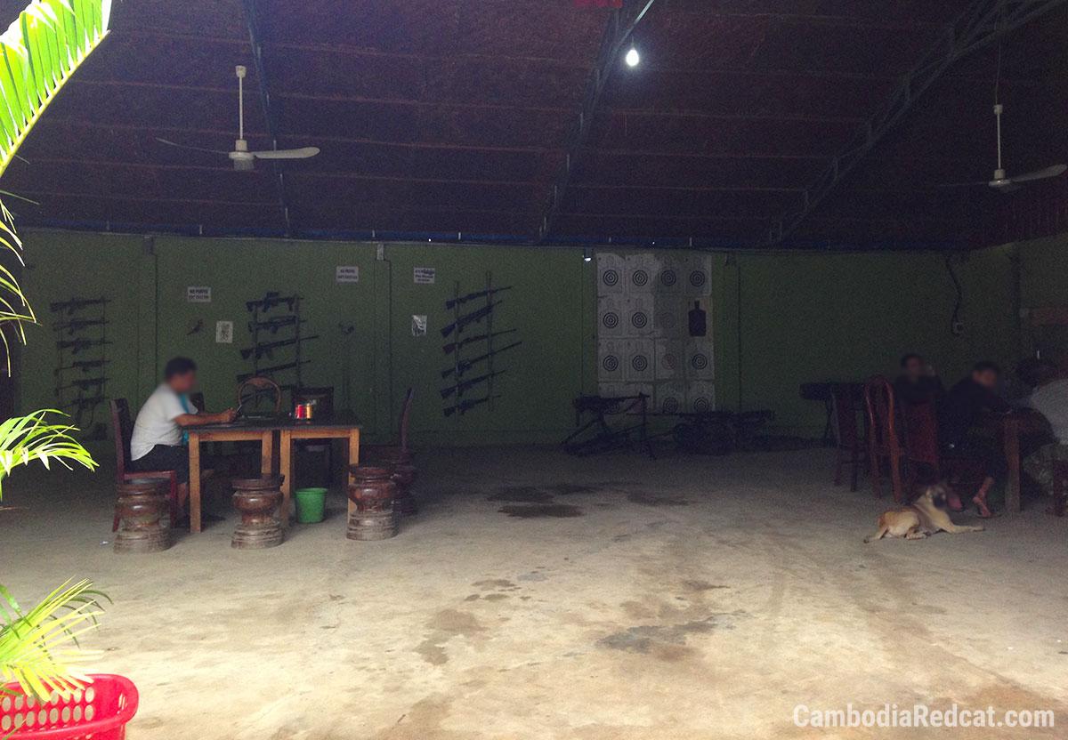 Phnom Penh Shooting Range
