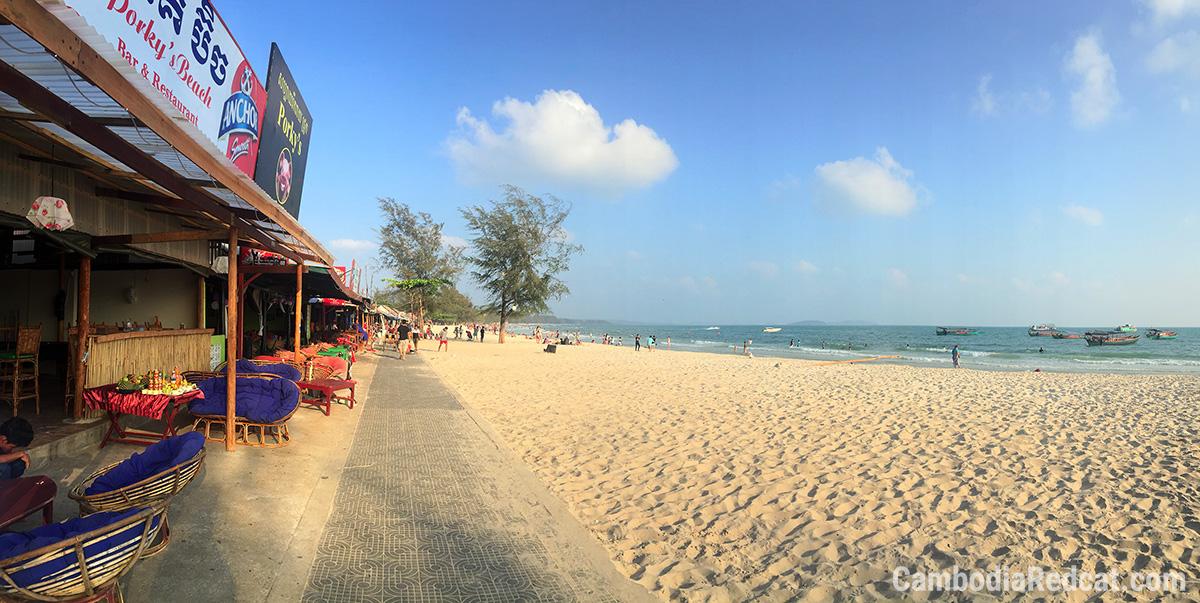 Serendipity Beach à Sihanoukville