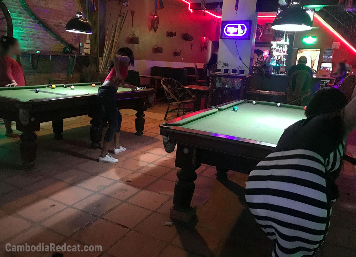Siem Reap Girly Bar