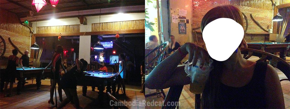 Siem Reap Girly Bars