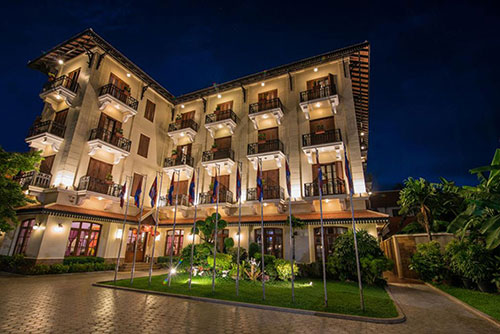 Siem Reap Hotel for Ladyboy Sex