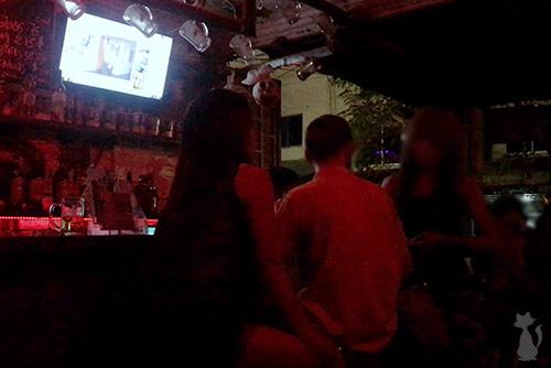 Siem Reap Ladyboy Bar