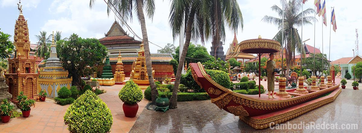 Siem Reap Wat Preah Prom Rath
