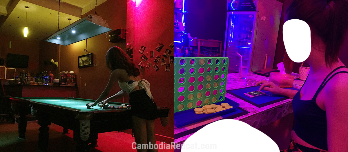 Sihanoukville Girly Bars