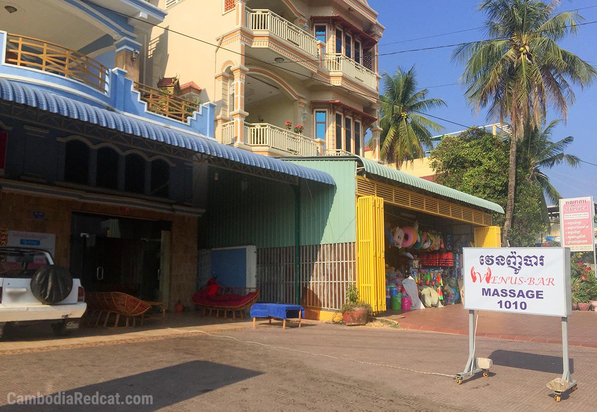 Sihanoukville Happy Ending Massage