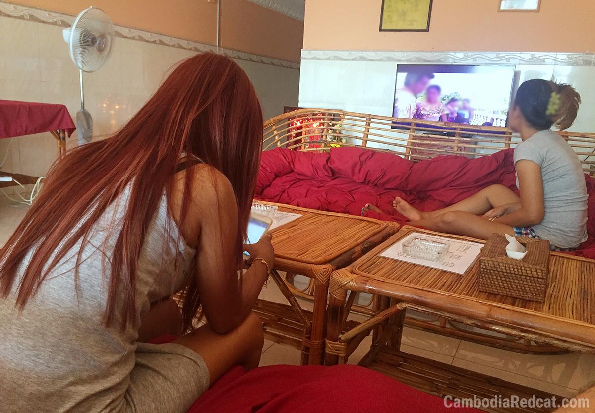 Sihanoukville Massage Girls