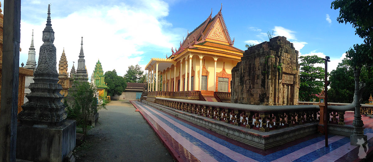 Tonle Bati Pagoda